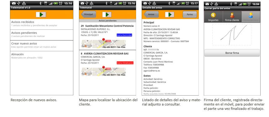 Aplicaciones Android para instaladores avispados (3/3)