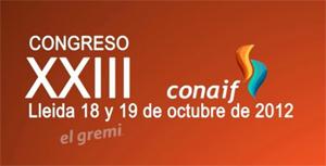 Imagen resumen del XXIII Congreso Conaif en Lleida